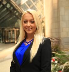 Bianca Creanga, Events Associate