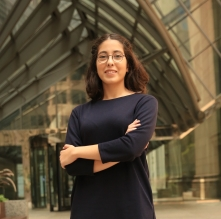 Sadia Khamissa, Director of Events