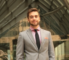 Luke Nelles, Director of Co-External Relations
