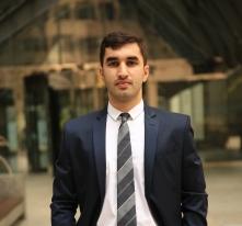 Eraldo Amendola, Corporate Relations Associate