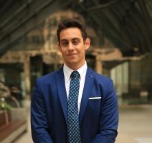 Daniel Trentadue, Recruitment Manager