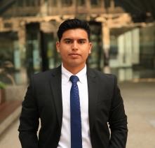 David Gonzalez-Lopez, Co-External Relations Director